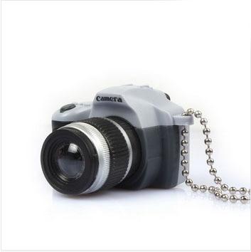 Кукольный фотоаппарат, серый, 3 см, 1 шт.