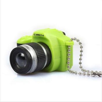 Кукольный фотоаппарат, зеленый, 3 см, 1 шт.