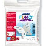 Самоотвердевающая полимерная глина FIMOair light, белый, 125 гр.