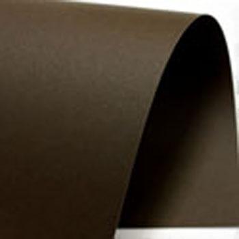 """Гладкая дизайнерская бумага """"Испира"""", цвет шоколад, 30х30 см, 250 г/м2."""