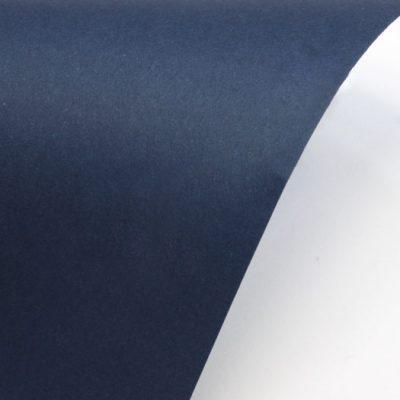 """Гладкая дизайнерская бумага """"Сирио"""", цвет синий, А4, 290 г/м2."""