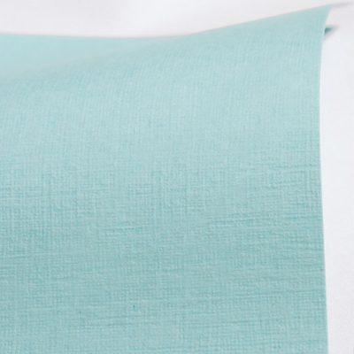 """Дизайнерская бумага с тиснением """"Сирио"""", цвет светло-голубой, 30х30 см, 290 г/м2."""