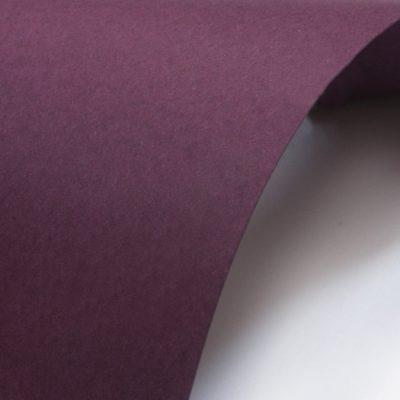 """Гладкая дизайнерская бумага """"Сирио"""", цвет винный, А4, 290 г/м2."""