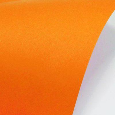 """Дизайнерская бумага """"Пэйперлайн"""", цвет шафран,  30х30 см, 245 г/м2."""