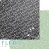 """Лист бумаги """"Назад в школу"""", коллекция """"Моя школа"""" (Fleur design), 30х30 см"""