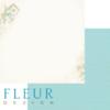 """Лист бумаги """"Скворечник"""", коллекция """"Зарисовки весны"""" (Fleur design), 30х30 см"""