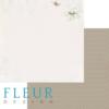 """Лист бумаги """"Гнездо"""", коллекция """"Зарисовки весны"""" (Fleur design), 30х30 см"""