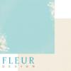 """Лист бумаги """"Букет"""", коллекция """"Зарисовки весны"""" (Fleur design), 30х30 см"""