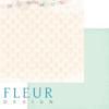 """Лист бумаги """"Радость"""", коллекция """"Наша свадьба"""" (Fleur design), 30х30 см"""