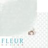"Лист бумаги ""Фотосъёмка"", коллекция ""Наша свадьба"" (Fleur design), 30х30 см"