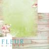 """Лист бумаги """"Ветер перемен"""", коллекция """"Мой сад"""" (Fleur design), 30х30 см"""