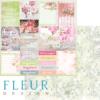 """Лист бумаги """"Карточки"""", коллекция """"Мой сад"""" (Fleur design), 30х30 см"""