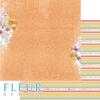 """Лист бумаги """"Расписание"""", коллекция """"Моя школа"""" (Fleur design), 30х30"""