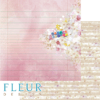 "Лист бумаги ""Яркие краски"", коллекция ""Моя школа"" (Fleur design), 30х30 см"