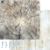 """Лист бумаги """"Причал"""", коллекция """"Backstage"""" (Fleur design), 30х30 см"""