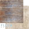 """Лист бумаги """"Забытая мельница"""", коллекция """"Backstage"""" (Fleur design), 30х30 см"""