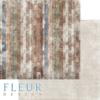 """Лист бумаги """"Цветные доски"""", коллекция """"Backstage"""" (Fleur design), 30х30 см"""