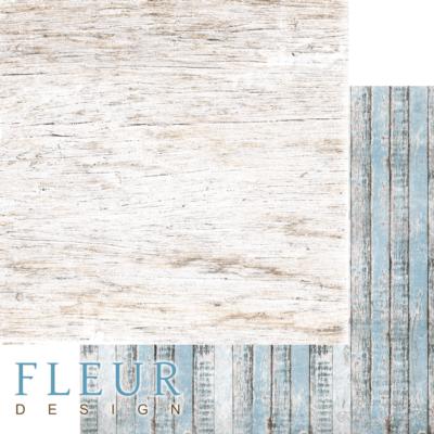 "Лист бумаги ""Структура дерева"", коллекция ""Backstage"" (Fleur design), 30х30 см"