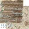 "Лист бумаги ""Старый забор"", коллекция ""Дары полей"" (Fleur design), 30х30 см"