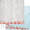 """Лист бумаги """"Любимая веранда"""", коллекция """"Зефир"""" (Fleur design), 30х30 см"""