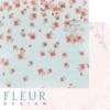 """Лист бумаги """"Дуновение ветра"""", коллекция """"Зефир"""" (Fleur design), 30х30 см"""
