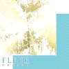 "Лист бумаги ""Золотой гранж"", коллекция ""Pretty tiffany"" (Fleur design), 30х30 см"