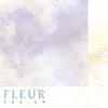"Лист бумаги ""Туман будущего"", коллекция ""Pretty violet"" (Fleur design), 30х30 см"