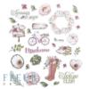 """Набор высечек, коллекция """"Мой сад"""" (Fleur design)"""