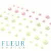 Набор полужемчужин коллекция Детская, 3 оттенка, 54 шт (Fleur design)