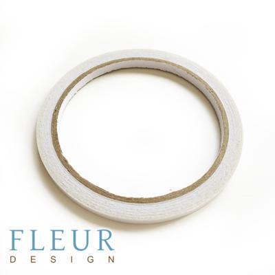 Двухсторонний скотч 0,5 см х 10 м. (Fleur design)