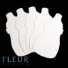 """Заготовка для альбома """"Бутылочка"""" (Fleur design), 24х13,5см, 1,15мм, 5 л"""