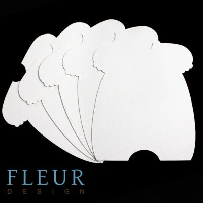 """Заготовка для альбома """"Комбинезон"""" (Fleur design), 23х20см, 1,15мм, 5 л"""