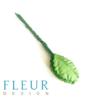 Листья розы маленькие, Зеленые (Fleur design), 2,5 см, 10 шт