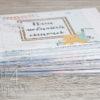 Печатный блок для альбома (Baby book) по вашим дизайнам, 30 л