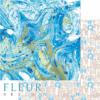 """Лист бумаги """"Радость"""", коллекция """"Мечтай"""", 30х30 см (Fleur design)"""