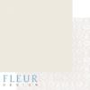 """Лист бумаги """"Мягкий Оливковый"""", коллекция """"Шебби Шик Базовая 2.0"""", 30х30 см (Fleur design)"""