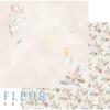 """Лист бумаги """"Радость"""", коллекция """"Нежный возраст"""", 30х30 см (Fleur design)"""