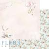 """Лист бумаги """"Праздник"""", коллекция """"Нежный возраст"""", 30х30 см (Fleur design)"""
