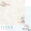 """Лист бумаги """"Красота"""", коллекция """"Нежный возраст"""", 30х30 см (Fleur design)"""