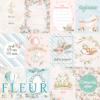 """Набор карточек """"Нежный возраст"""" (Fleur design), 7,5х10 см, 12 шт"""