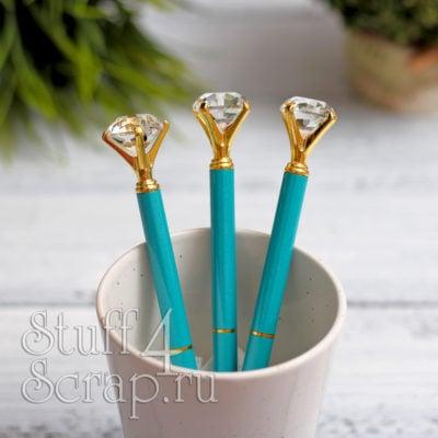 ручка стилус с кристаллом для планера и блокнота для скрапбукинга