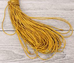 шляпная Резинка золотая для скрапбукинга купить