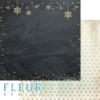 """Лист бумаги """"Волшебный лес"""", коллекция """"Волшебный лес"""" (Fleur design), 30х30 см"""