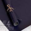 Кожзам «Питон», темно синий, 42х35 см