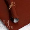 Кожзам «Питон», коричневый, 45х35 см