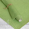 Кожзам «Змея», светло зеленый, 43х34 см