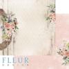 """Лист бумаги """"Любовь"""", коллекция """"Очарование"""" (Fleur design), 30х30 см"""