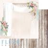 """Лист бумаги """"Ветер"""", коллекция """"Очарование"""" (Fleur design), 30х30 см"""