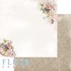 """Лист бумаги """"Нежность"""", коллекция """"Очарование"""" (Fleur design), 30х30 см"""