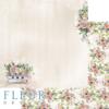 """Лист бумаги """"Вдохновение"""", коллекция """"Очарование"""" (Fleur design), 30х30 см"""